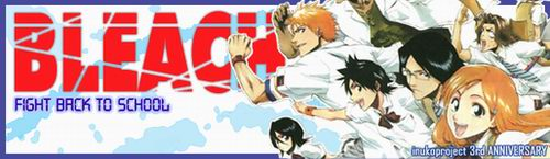 UPCOMING : BLEACH
